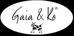 Gaia og Ko pusletaske